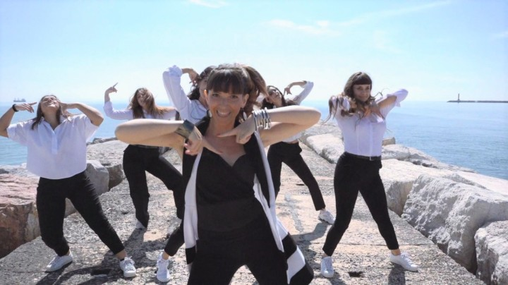 03 Eleonora Quinci - Fortunata - Official Video Diga Alberoni Venezia - Lido Oro Benon marketing territoriale