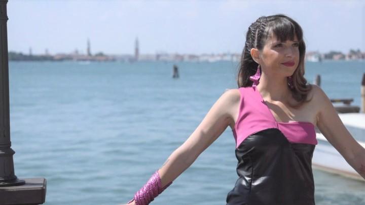 05 Eleonora Quinci - Fortunata - Official Video Diga Alberoni Venezia - Lido Oro Benon marketing territoriale