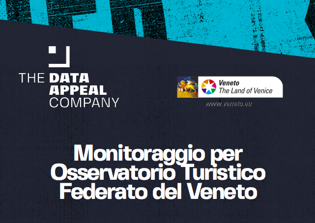 Osservatorio Turistico Regionale Federato del Veneto - The Data Appeal Company